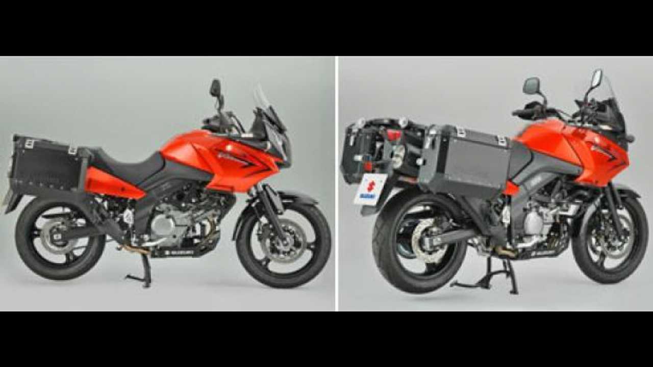 Suzuki V-Strom Xpedition