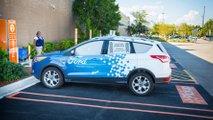 Ford e le consegne a guida autonoma