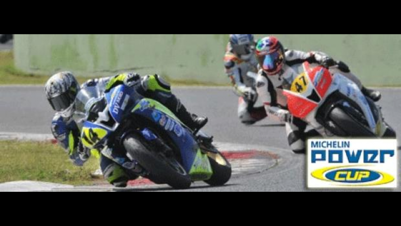 Michelin Power Cup 2012