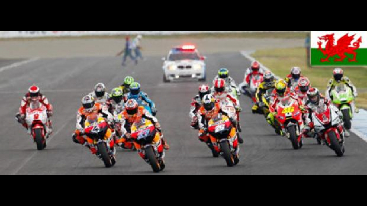 MotoGP: un GP in Galles?