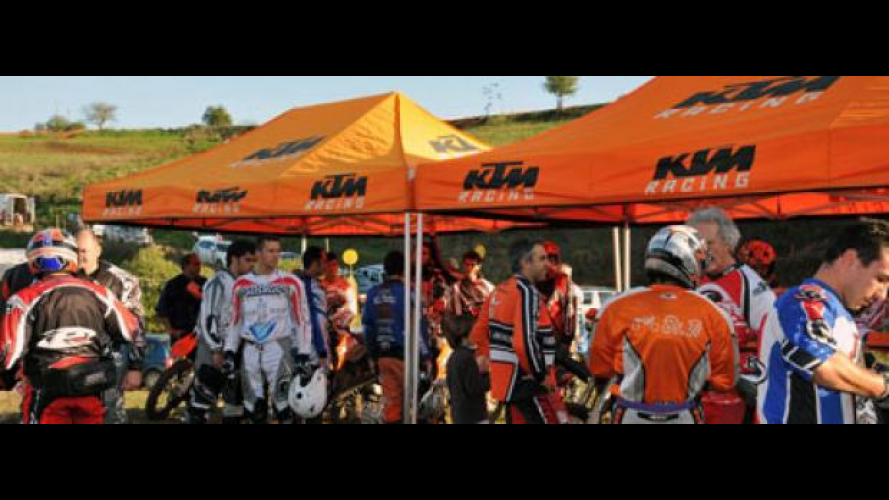 Ktm Offroad Days 2010: le prossime date