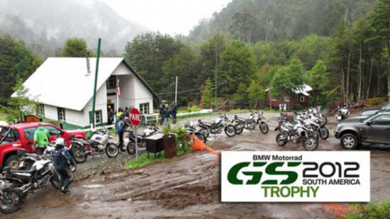 BMW GS Trophy 2012 - Quinta tappa, posizioni invariate