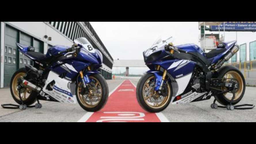 Yamaha: R Series Cup 2011 e R125 Cup 2011