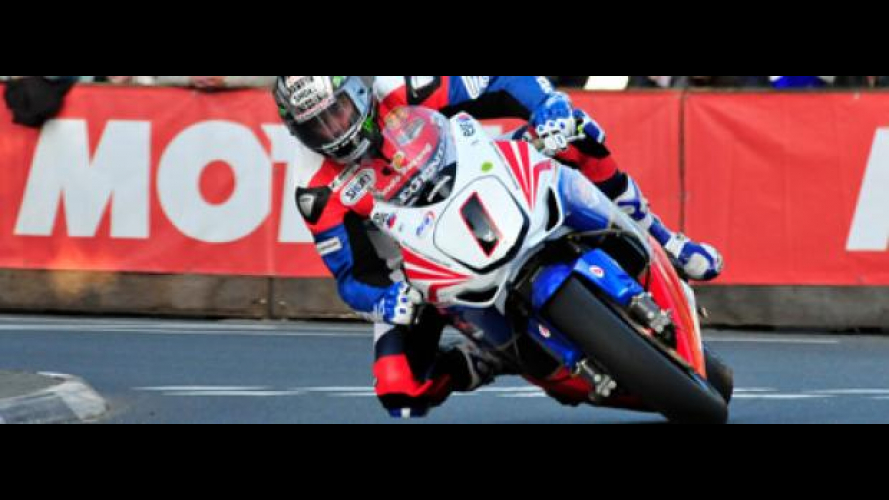 Tourist Trophy 2011: nelle Qualifiche1 domina John McGuinness