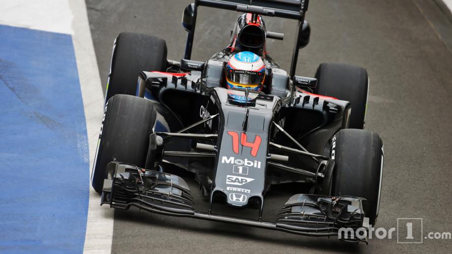 """McLaren, la """"meilleure équipe"""" de la carrière d'Alonso"""