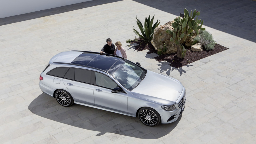"Mercedes E-Class All Terrain ""soft-roader"" to debut in Paris"