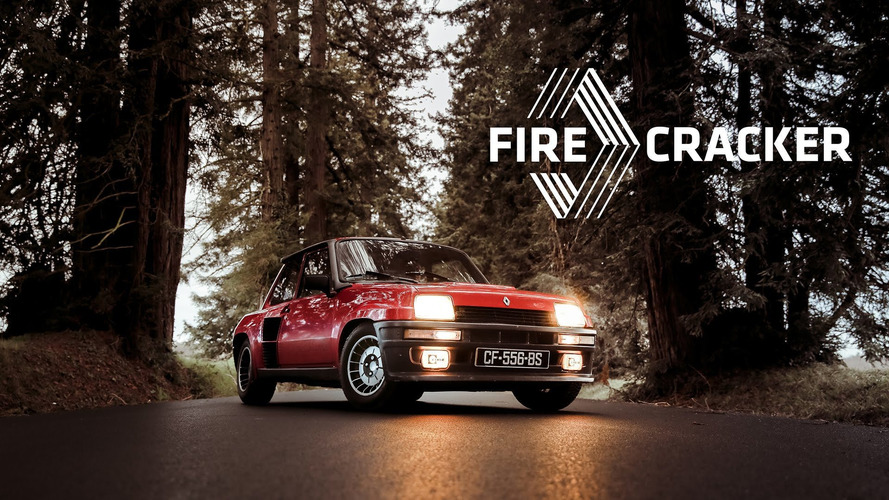 Renault 5 Turbo is retro pocket rocket