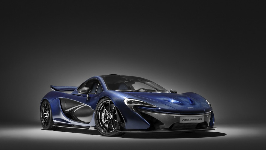 McLaren hints at electric P1 successor via new business plan