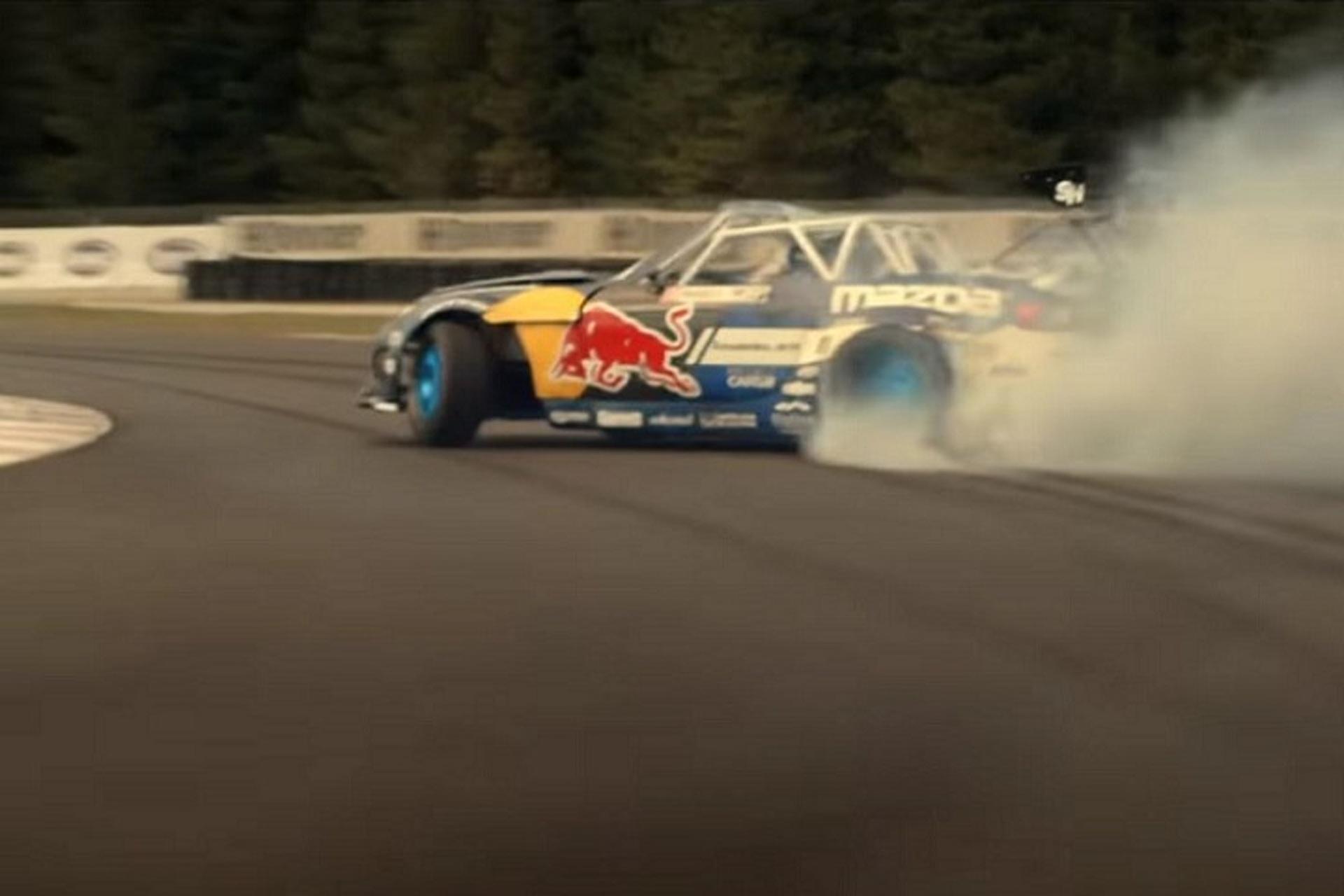Mad Mike Whiddett Shakes Down His New RADBUL Drift Car