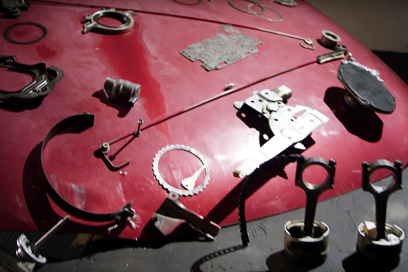 You Never Know Where this Rube Goldberg Machine Will End up