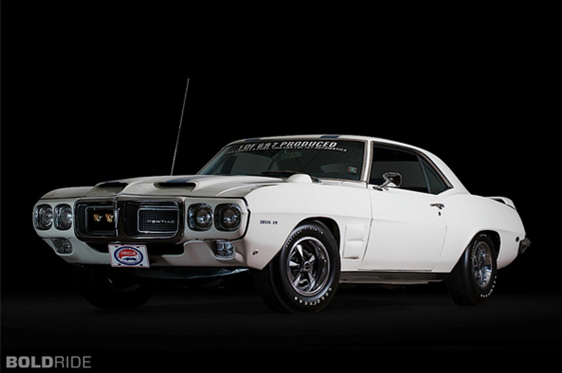 Bold School: 1969 Pontiac Firebird Trans Am