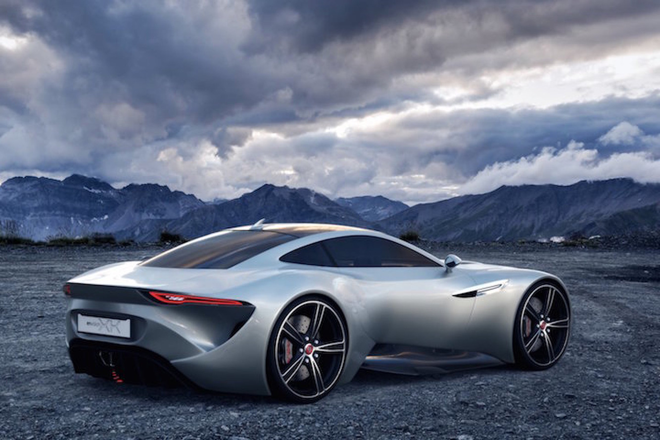 Superb Jaguar XK Reborn As A Refined 600HP Sports Car