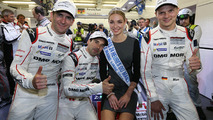 Porsche earns pole position at 2016 24 Hours of Le Mans