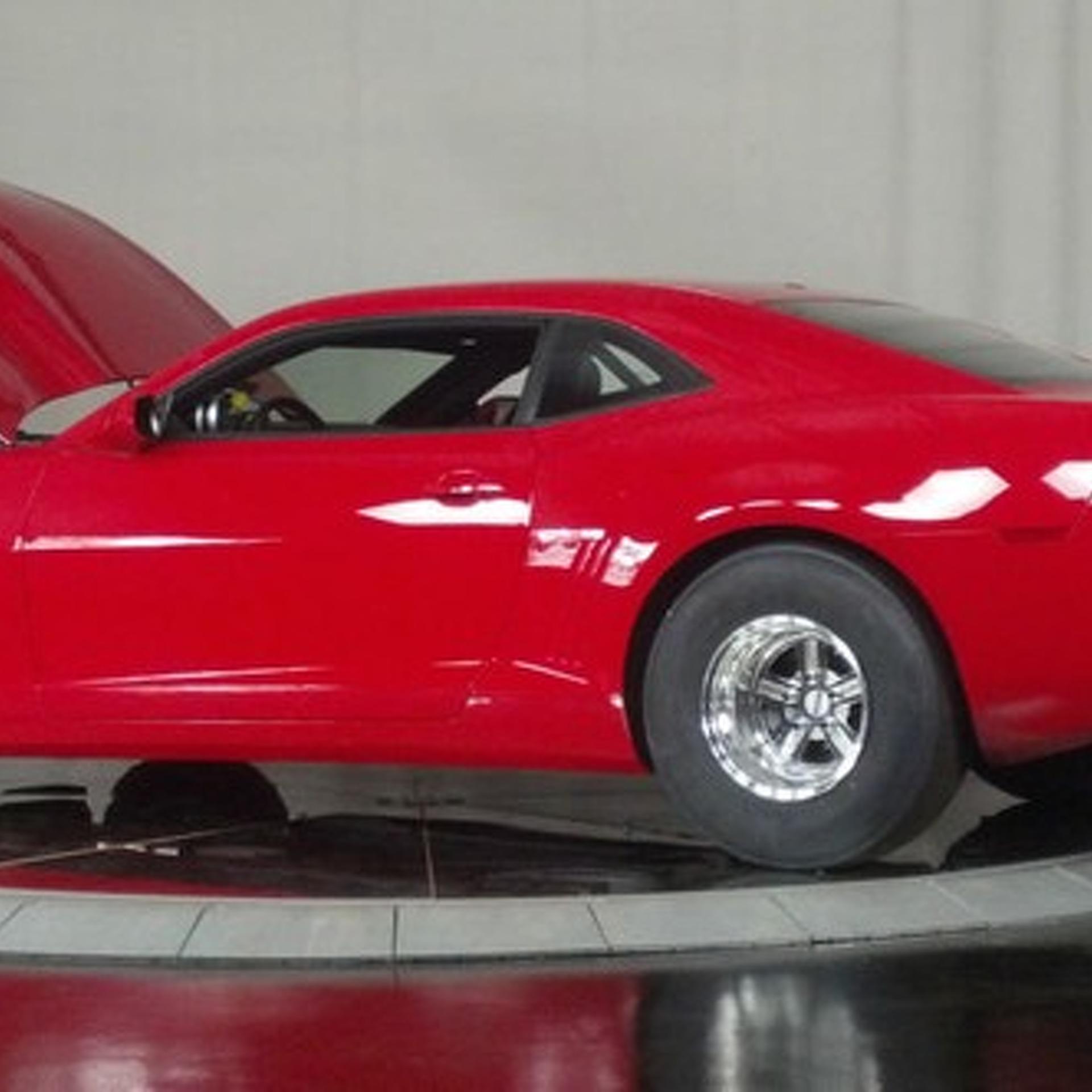 eBay Car of the Week: 2012 Chevrolet COPO Camaro