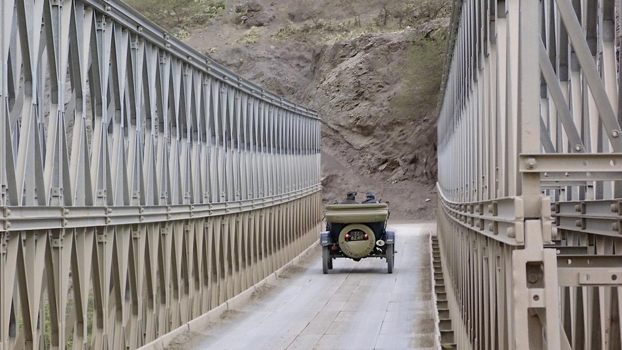 La Ford Model T entame un tour du monde