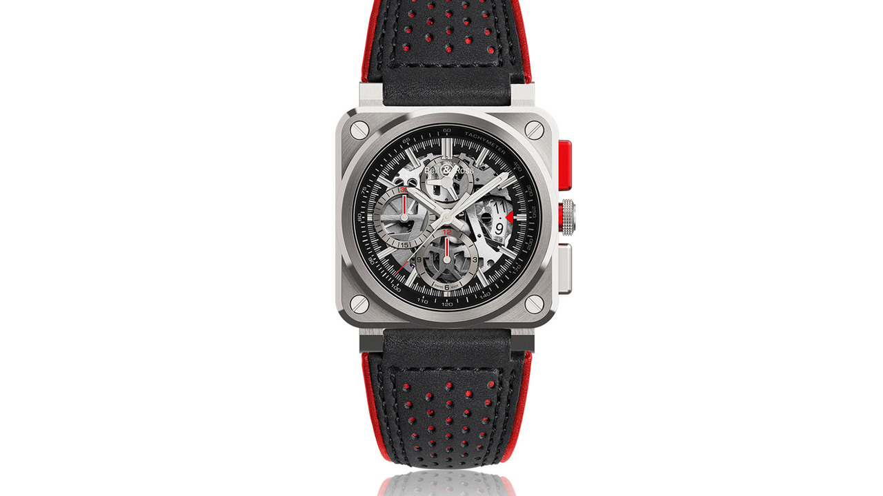 La montre Bell & Ross AeroGT