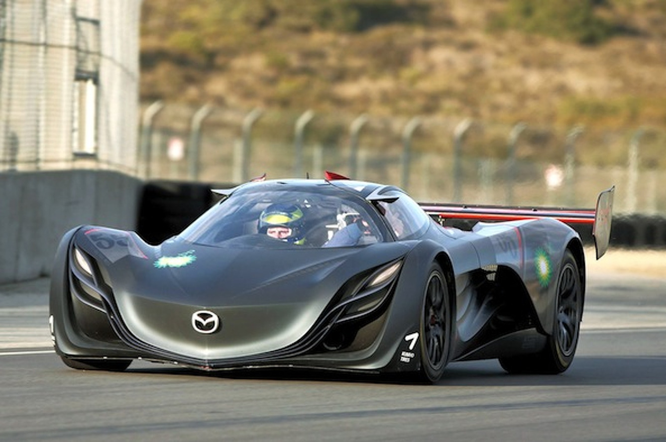 Top Gear Killed the Mazda Furai Concept