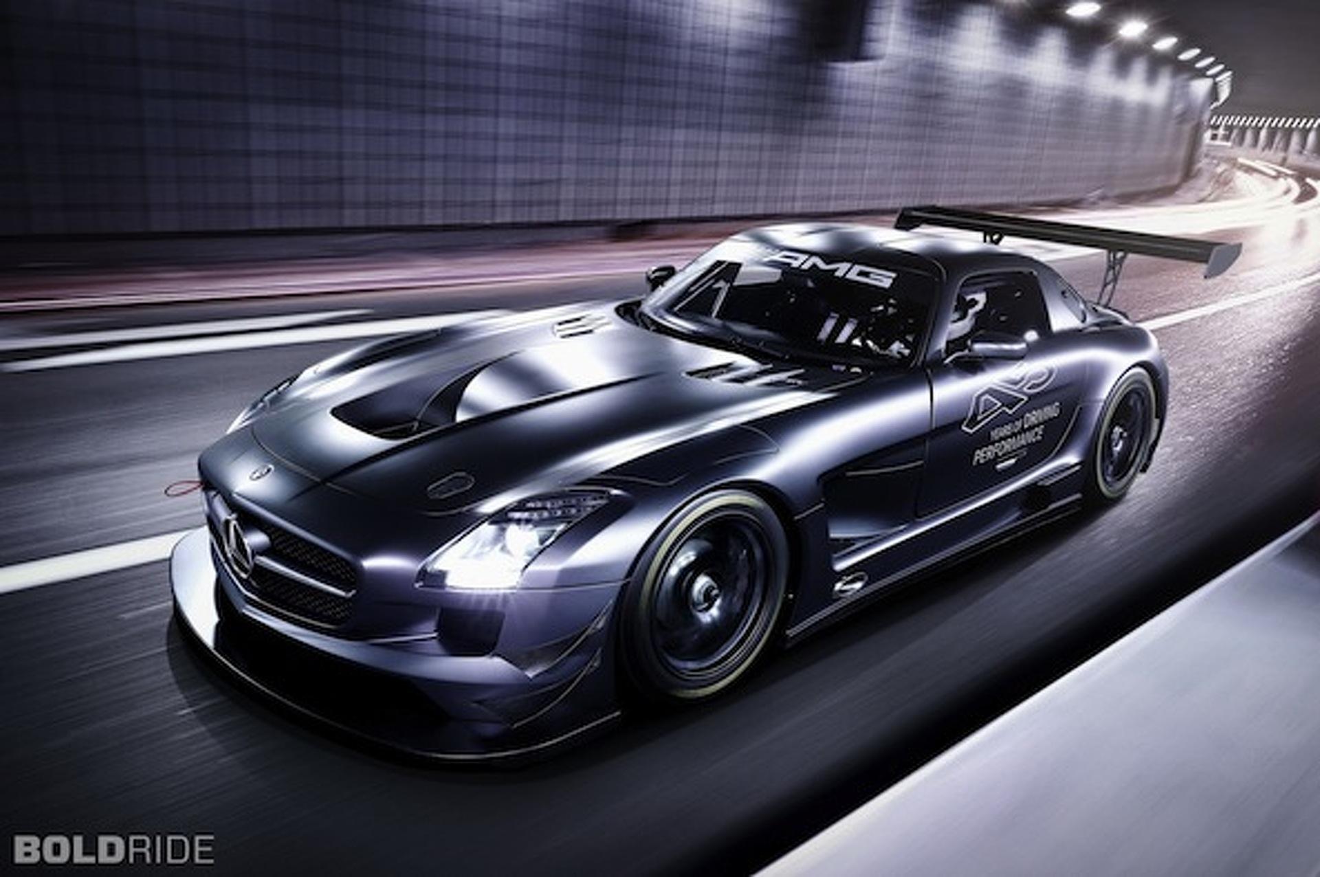 Wheels Wallpaper 2013 Mercedes Benz Sls Amg Gt3