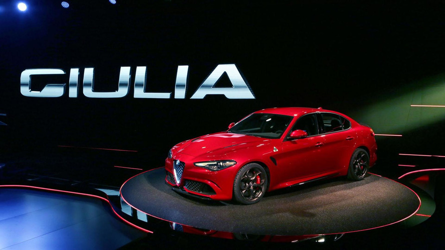 Alfa Romeo Giulia officially unveiled [video]