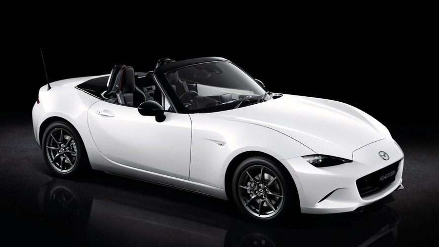 Mazda MX-5 RS introduced in Japan