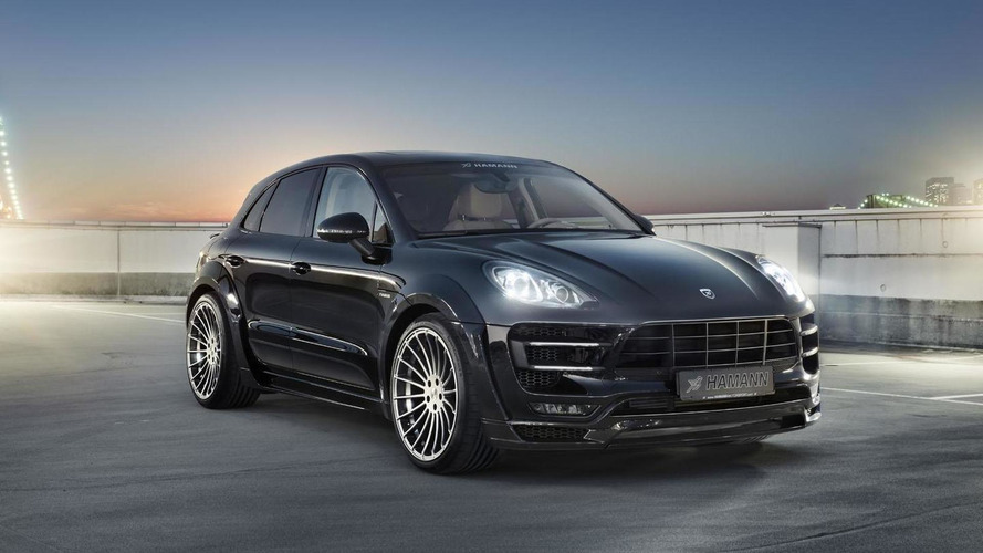 Hamann tunes to Porsche Macan S Diesel to 310 PS