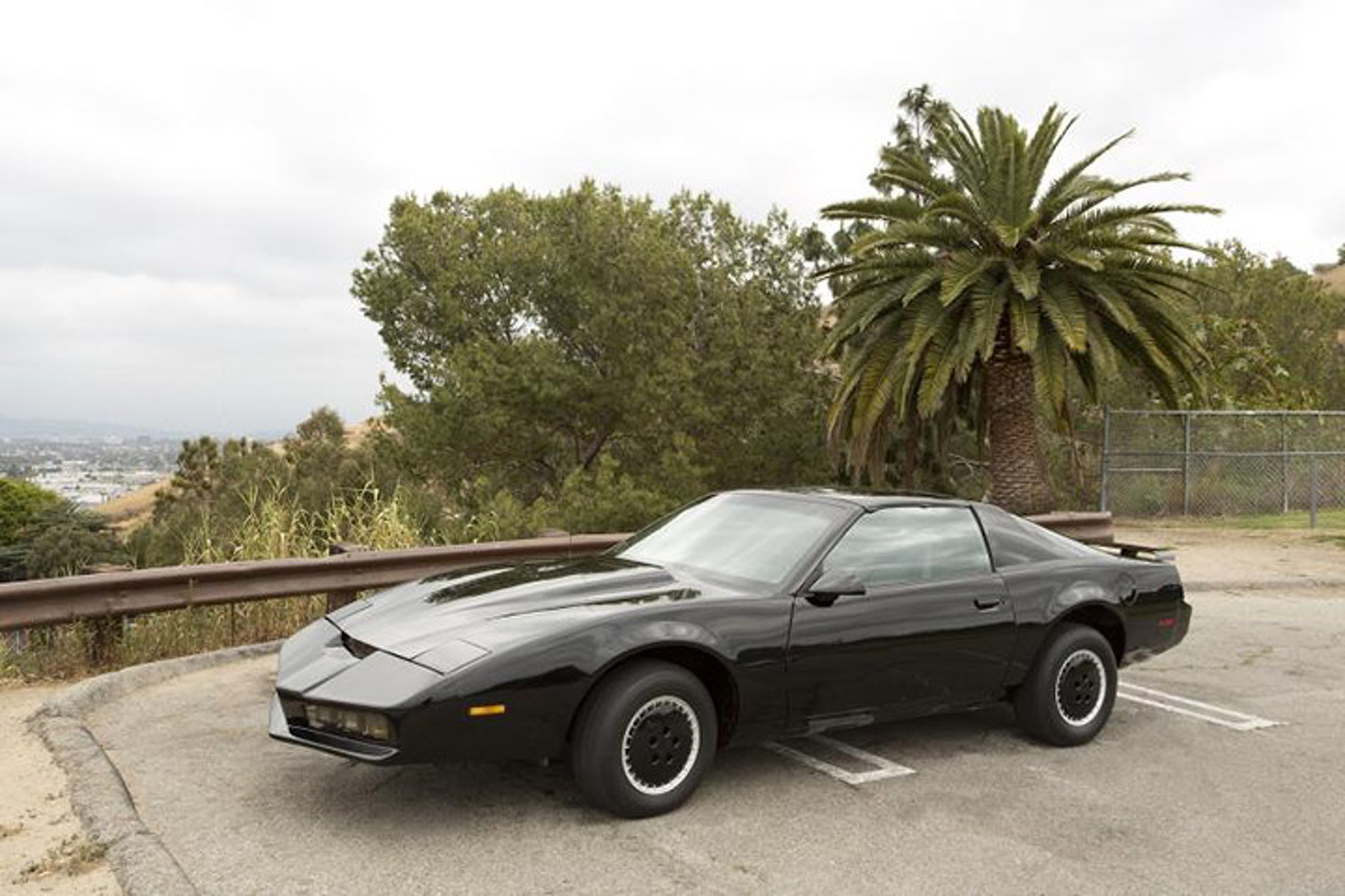 Buy This Set-Used 'Knight Rider' Trans Am and Be Just Like