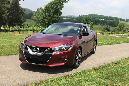 2019 Nissan Maxima First Drive: Resisting The Trend