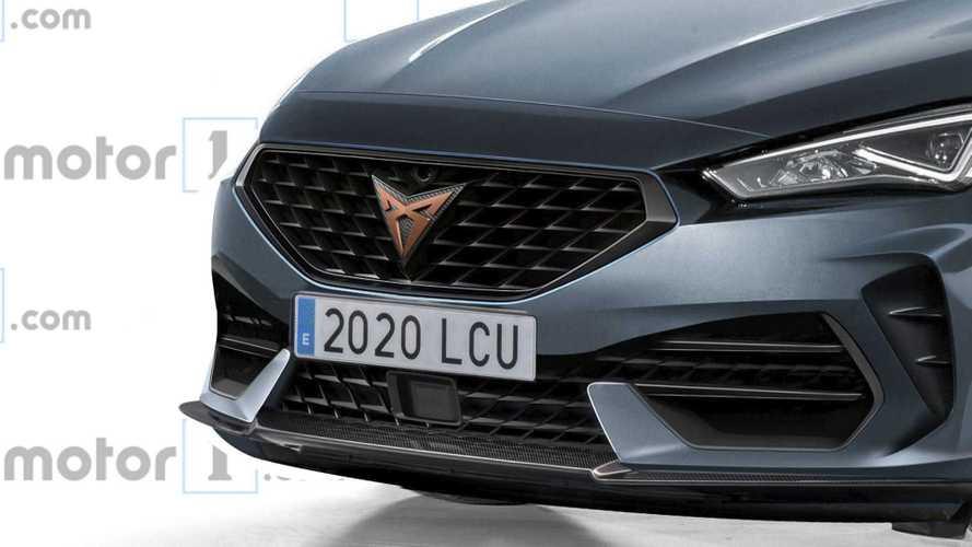 CUPRA León 2020, render de Motor1