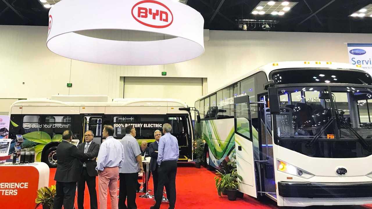 BYD Next Generation K7M-ER Transit Bus and C9M Motor Coach