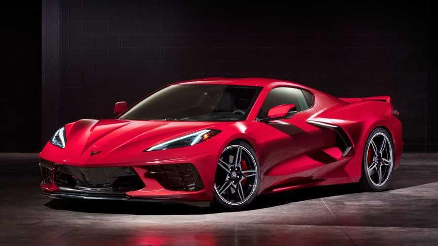 Новый Corvette наконец-то встал на конвейер