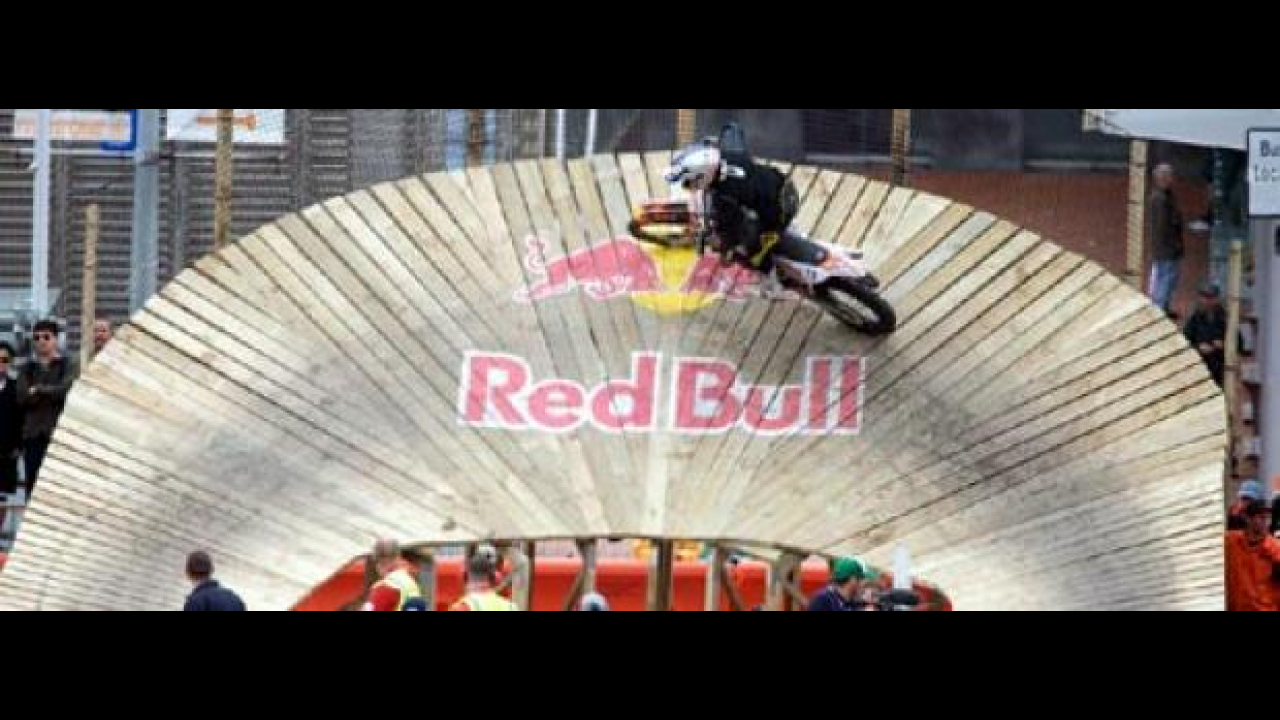 Red Bull City Scramble: enduro-cross per veri duri