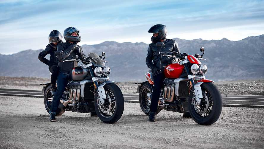 Triumph Announces Price Of The New Rocket 3