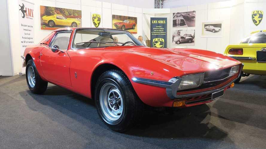 LMX Sirex, l'auto sportiva dei sogni nasceva a Milano