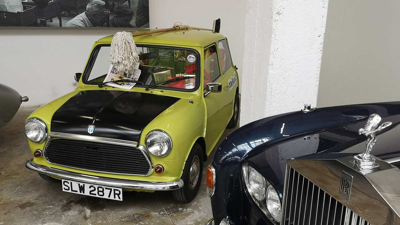 Mini de Mr Bean