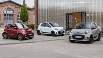smart eq fortwo eq forfour 2020