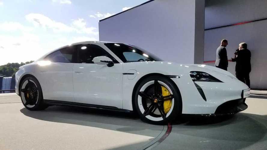 2023-ig csak veszteséget termel majd a Porsche Taycan