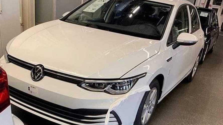 Caiu na rede: Novo VW Golf 2020 ousa mais por dentro que por fora