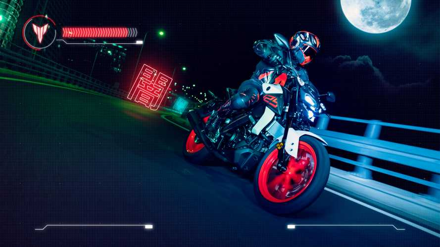 Yamaha MT-125 2020, rinnovata e più cattiva