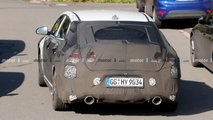Hyundai i30 Fastback N Facelift Additional Spy Photos