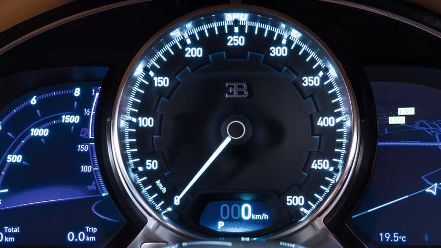 Após 490 km/h do Chiron, Bugatti anuncia que não buscará mais recordes