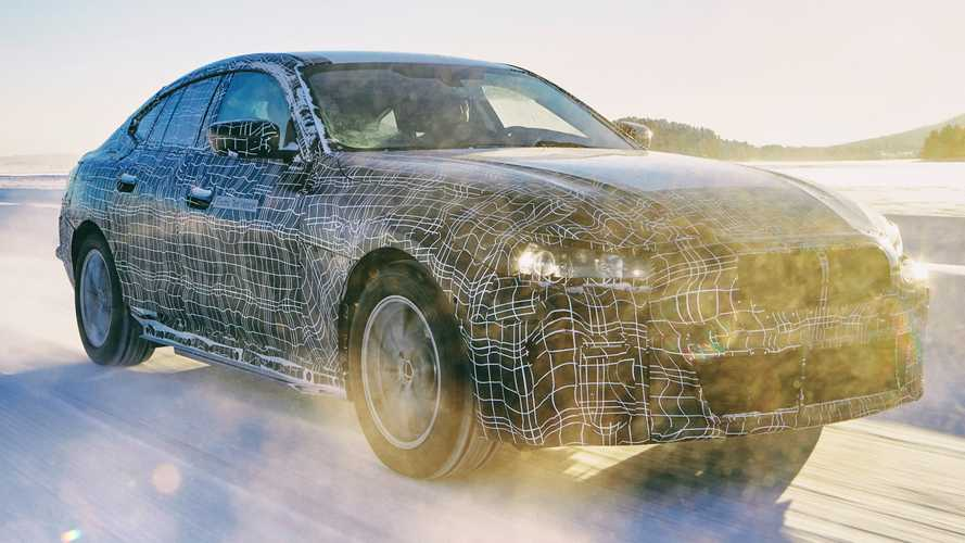 2022 BMW i4 Specs Officially Released: 523 HP And 373-Mile Range