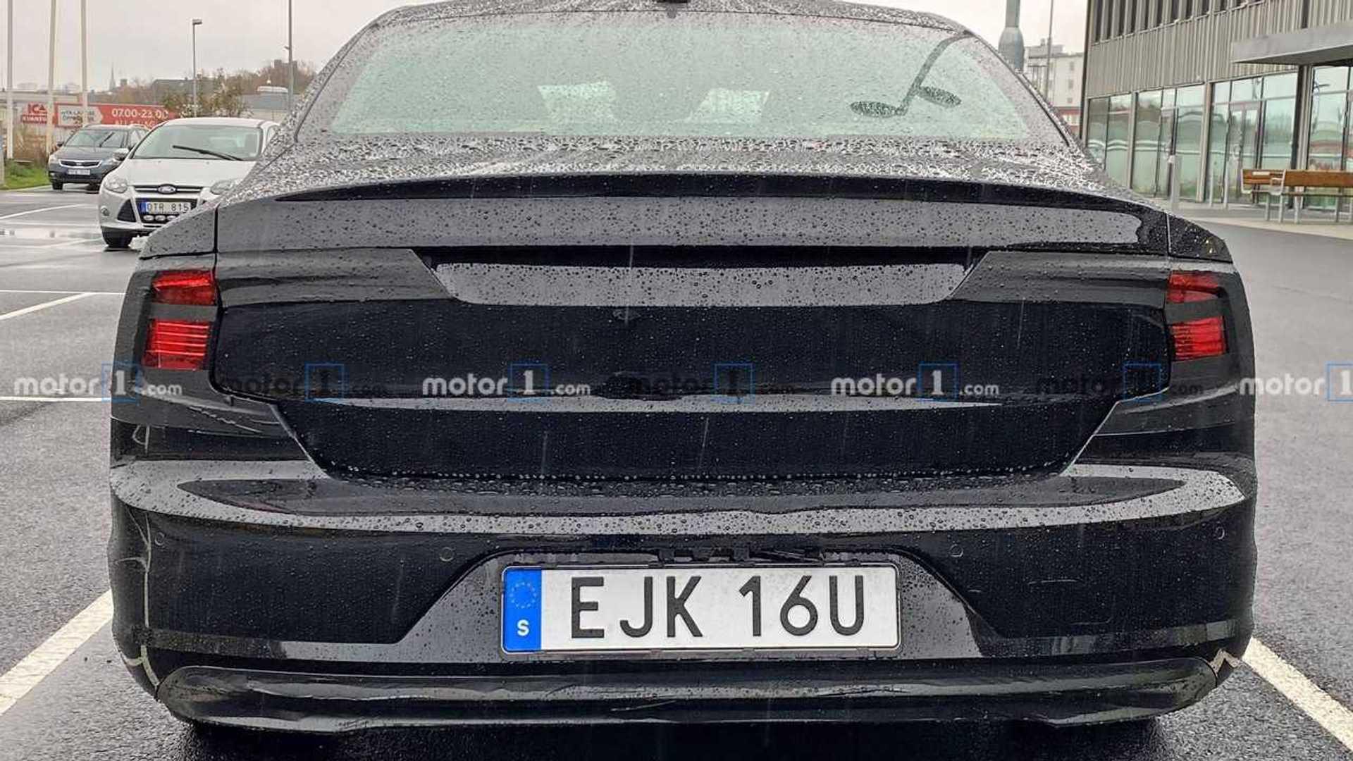 2021 Volvo S90/V90 Facelift 18