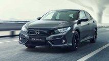 2020 Honda Civic Hatchback makyaj
