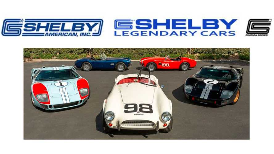 Shelby Cashing In On Ford V Ferrari Frenzy