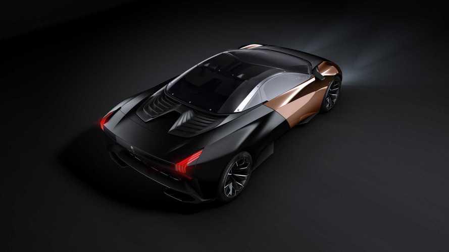 Prototipos olvidados: Peugeot Onyx (2012)