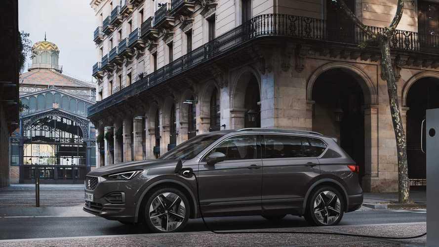 SEAT Tarraco FR PHEV 2019: así es el primer híbrido plug-in de la marca
