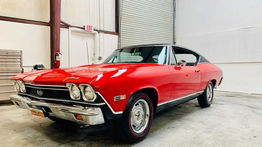 1968 Chevy Chevelle In Victory Red Will Win You Over