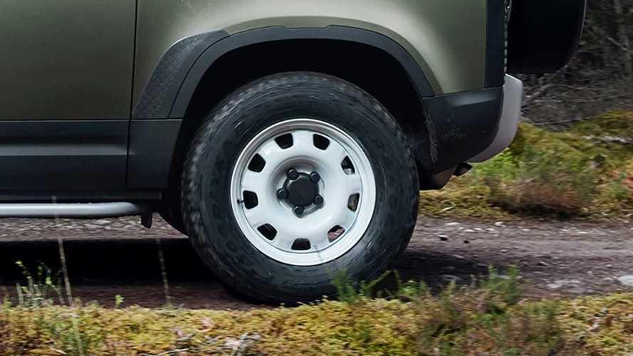Land Rover Defender Options
