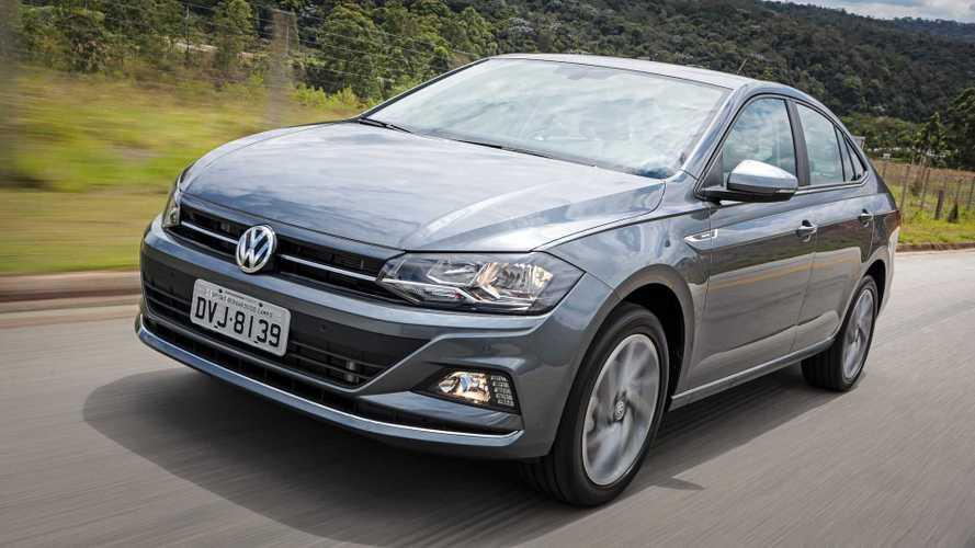 Volkswagen Virtus sobe de preço e passa dos R$ 100 mil na versão Highline