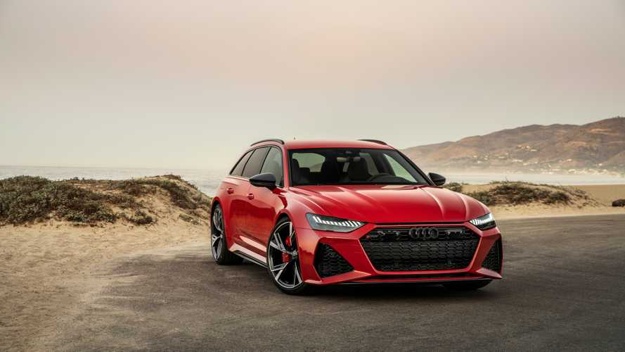 2021 Audi RS 6 Avant: First Drive